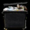 Mülltonnenbox nutzen